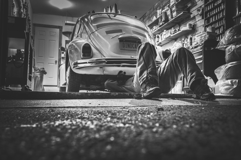 Home mechanics training: our course for beginners in cars